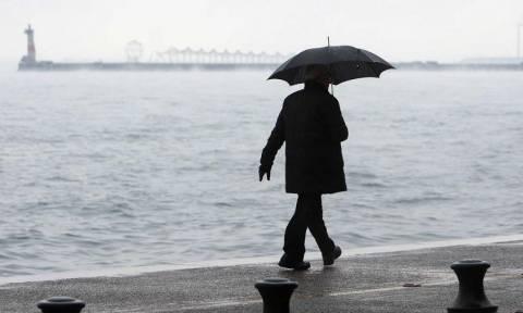Ο καιρός της Τρίτης (31/10): Δείτε πού θα βρέξει - Αναλυτική πρόγνωση