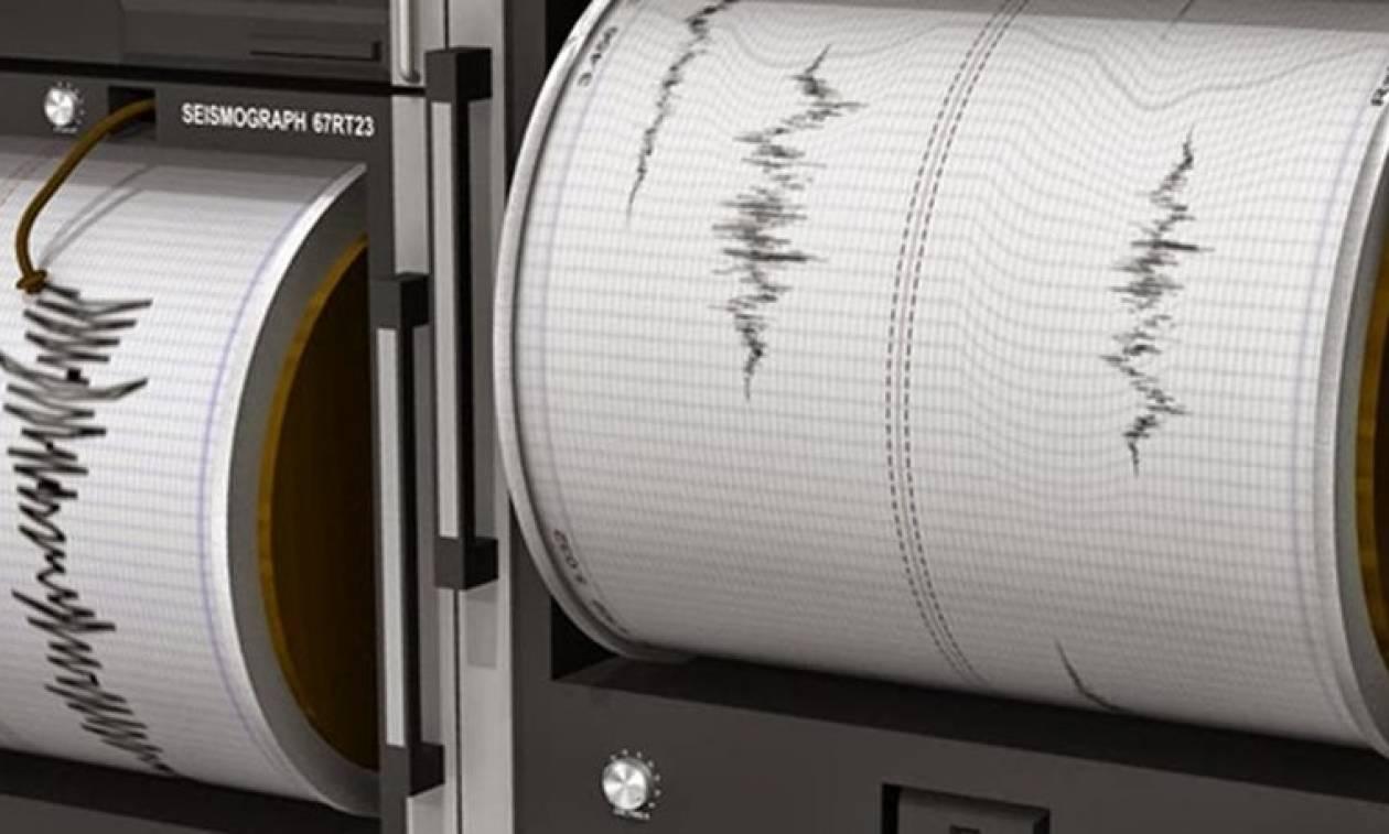 Σεισμός νότια της Χίου