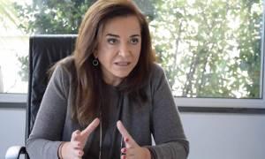 Μπακογιάννη: Το κοινωνικό μέρισμα να πάει στους μακροχρόνια ανέργους και στην επιστροφή του ΕΝΦΙΑ