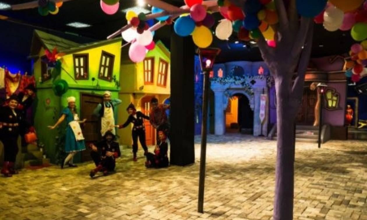 Οι μυστικοί κόσμοι του Ευγένιου Τριβιζά (pics)