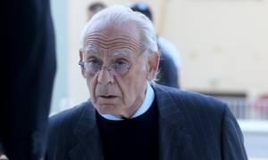 Επιστρέφει στη φυλακή ο Άκης Τσοχατζόπουλος
