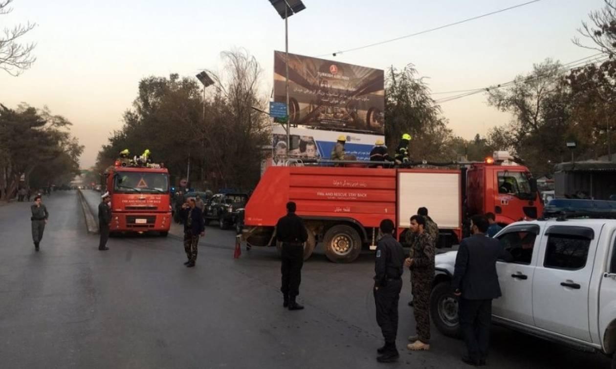 Αφγανιστάν: Βομβιστής αυτοκτονίας σκόρπισε το θάνατο στην Καμπούλ
