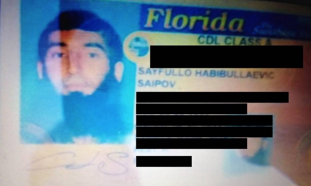 Αυτός είναι ο δράστης της τρομοκρατικής επίθεσης στο Μανχάταν: Στη δημοσιότητα φωτογραφία του