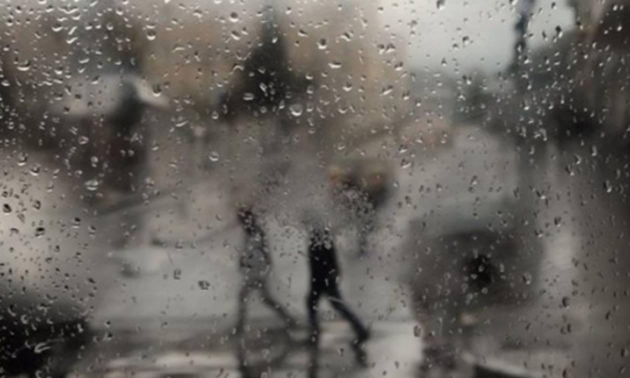 Καιρός ΕΜΥ: Με ισχυρές βροχές και καταιγίδες μπήκε ο Νοέμριος – Αναλυτική πρόγνωση