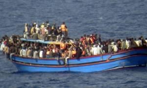 Λιβύη: Η ακτοφυλακή αναχαίτισε σχεδόν 300 μετανάστες