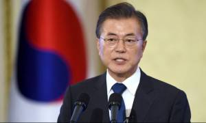 Νότια Κορέα: «Δεν πρόκειται να αναπτύξουμε, ούτε να αποκτήσουμε πυρηνικά όπλα»