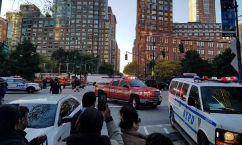Жертвами теракта на Манхэттене стали восемь человек, 12 пострадали