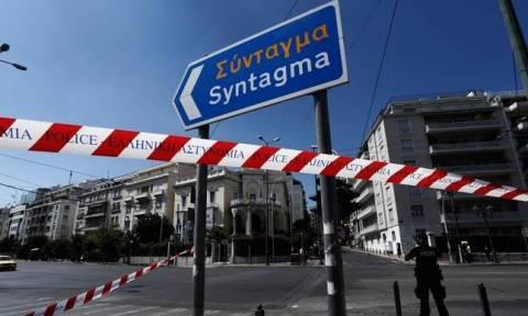 В Афинах движение по проспекту Амалиас будет ограничено до конца ноября из-за проведения работ