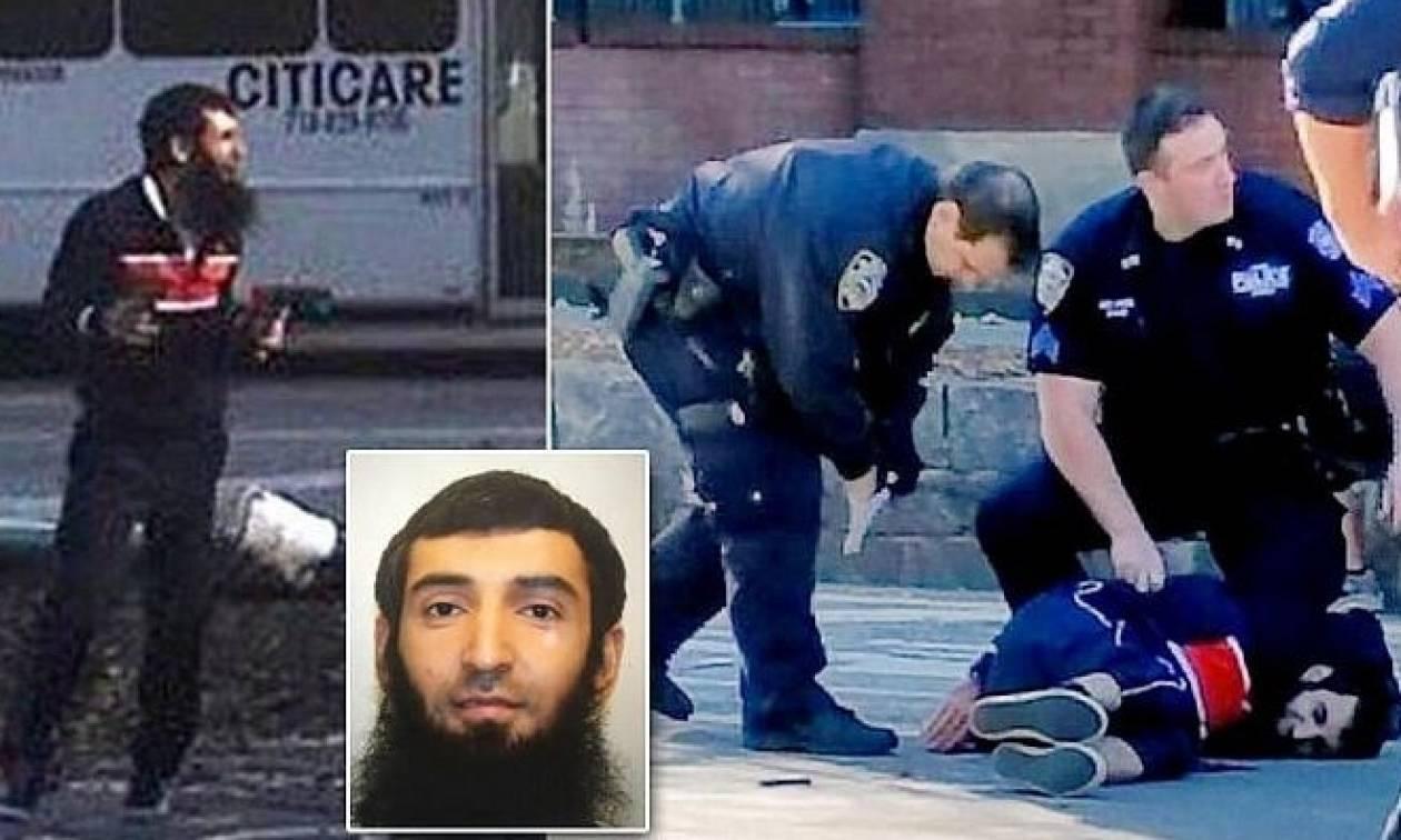 Τρομοκρατική επίθεση Μανχάταν: Ποιος είναι ο μακελάρης που σκόρπισε το θάνατο (vid)