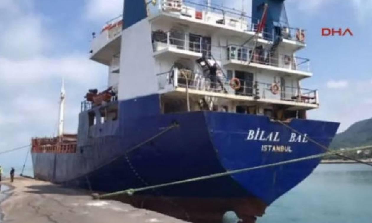 Τουρκία: Βυθίστηκε το πλοίο που είχε χαθεί στη Μαύρη Θάλασσα - Αγωνία για το πλήρωμα