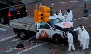 Τρομοκρατική επίθεση Μανχάταν - Ανατριχιαστικές μαρτυρίες: «Τον έβλεπα να χτυπά ανθρώπους»