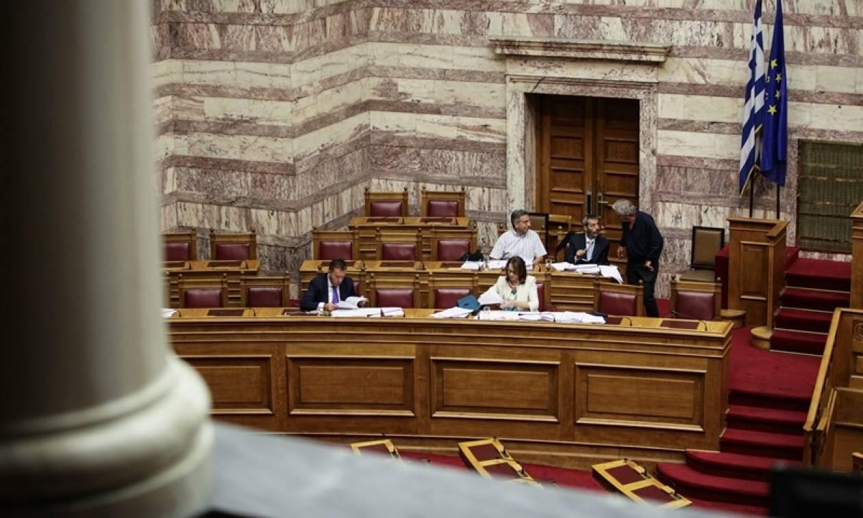 Βουλή: Ερώτηση 26 βουλευτών της ΝΔ για τις καθυστερήσεις στο Πρόγραμμα Δημοσίων Επενδύσεων