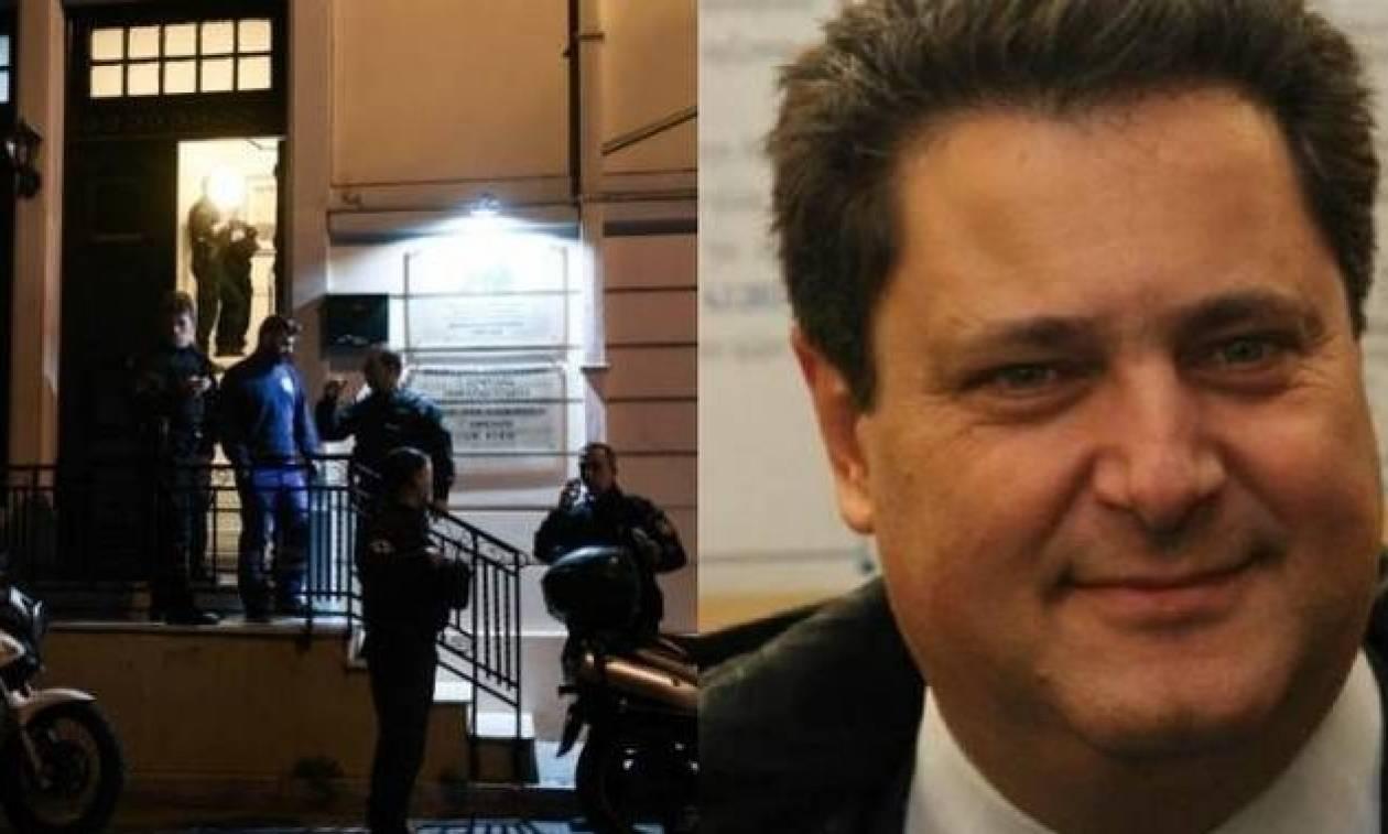 Δολοφονία Ζαφειρόπουλου: Εντολή μέσα από τον Κορυδαλλό για να εκβιάσουν το δικηγόρο