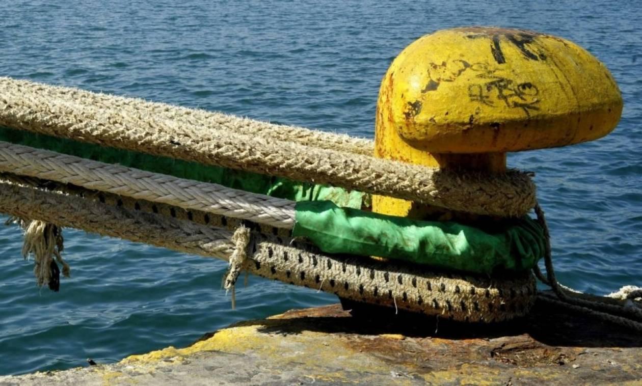 Συνεχίζεται μέχρι το Σάββατο η απεργία των ναυτεργατών της Κέρκυρας
