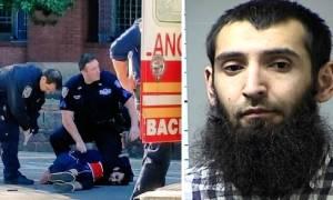 Ο τρομοκράτης που αιματοκύλησε το Μανχάταν δηλώνει περήφανος για το μακελειό
