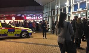 Πυροβολισμοί σε πολυκατάστημα στο Δουβλίνο - Εκκενώθηκε η περιοχή