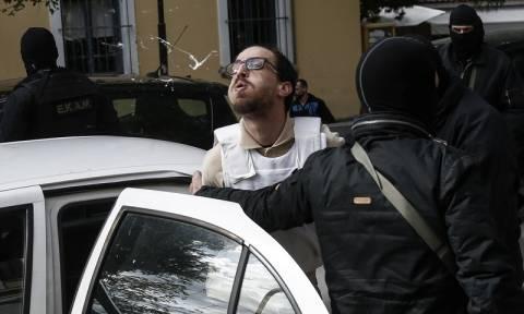 Προφυλακιστέος ο 29χρονος για τα τρομοδέματα σε Παπαδήμο και Σόιμπλε
