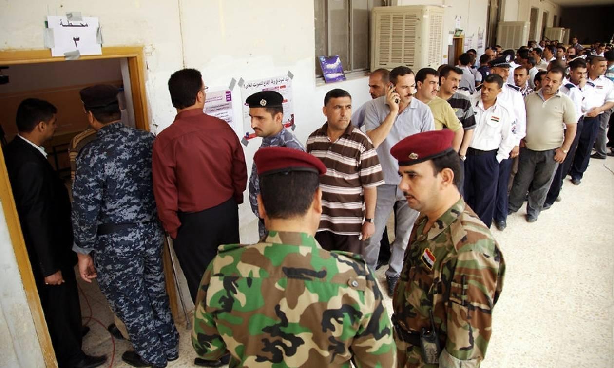 Στήνουν κάλπες στο Ιράκ στις 15 Μαΐου