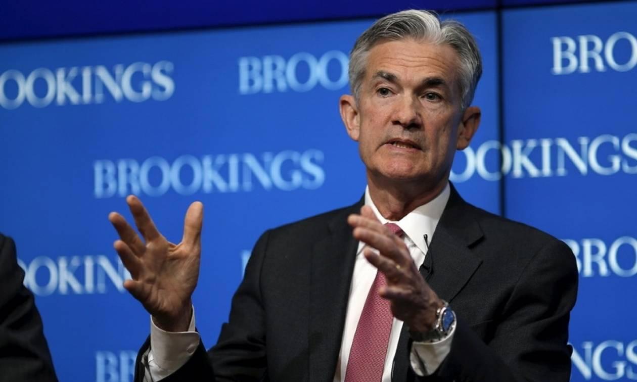 ΗΠΑ: O Τζερόμ Πάουελ θα είναι ο νέος πρόεδρος της Fed