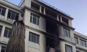 Φωτιά ΤΩΡΑ: Σε εξέλιξη πυρκαγιά στο Νοσοκομείο Αμαλία Φλέμινγκ