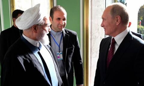 Путин прибыл в Иран обсуждать сирийский конфликт и ядерную сделку