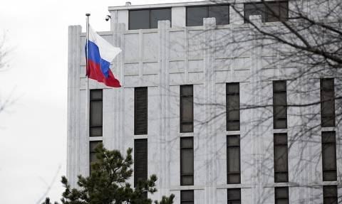 """Посольство РФ заявило о неприемлемом выпаде сенатора США о """"фашистском"""" руководстве России"""