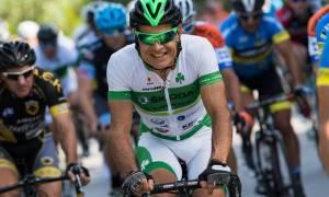 Θλίψη: Πέθανε ο ποδηλάτης του Παναθηναϊκού που υπέστη ανακοπή σε αγώνα