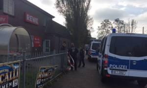 Συναγερμός στη Γερμανία: Πυροβολισμοί σε σούπερ μάρκετ της Βρέμης