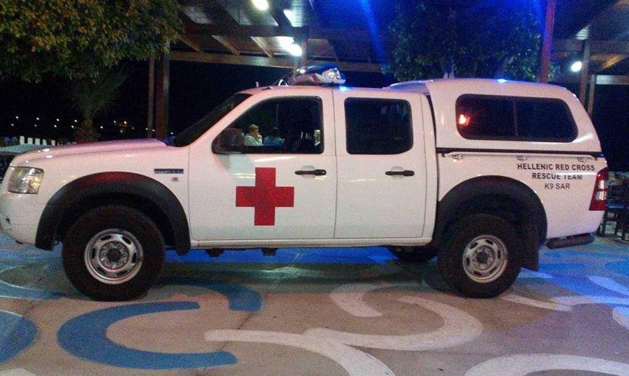 Ελληνικός Ερυθρός Σταυρός: Σύγχρονο διασωστικό όχημα στο Περιφερειακό Τμήμα Ρόδου