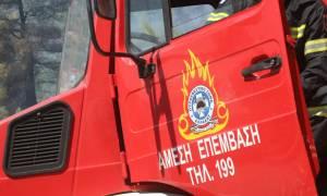 Συναγερμός για φωτιά ΤΩΡΑ στη Θεσσαλονίκη