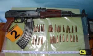 Δολοφονία Ζαφειρόπουλου: Με αυτά τα όπλα θα έκαναν τη μεγάλη απόδραση από τον Κορυδαλλό (pics)