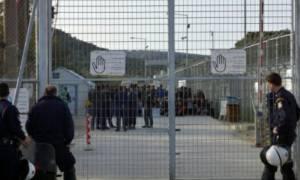 Χίος:Επεισόδια μεταξύ μεταναστών στο Κέντρο Υποδοχής
