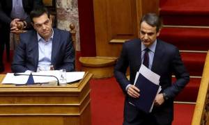 Βουλή: Σύγκρουση Τσίπρα - Μητσοτάκη την Παρασκευή για την εγκληματικότητα