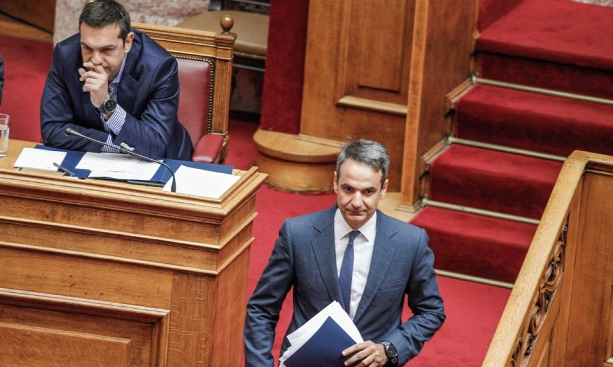 Βουλή: Άγρια κόντρα Τσίπρα - Μητσοτάκη για την εγκληματικότητα