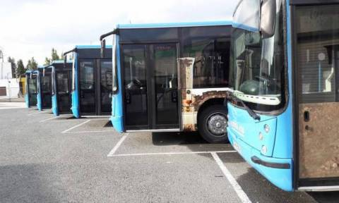«Πονοκέφαλος» για τους μαθητές να μεταβούν στα σχολεία- Στάση εργασίας των λεωφορείων