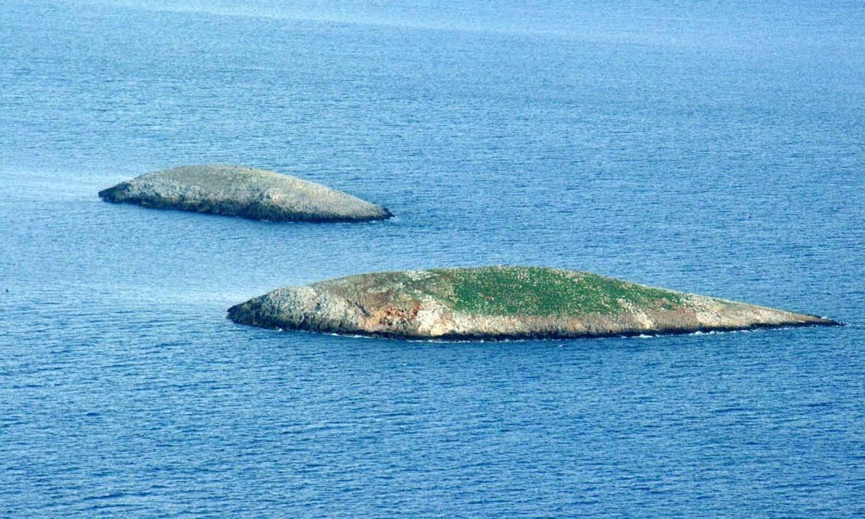 Συναγερμός στο Αιγαίο: Τουρκικό ελικόπτερο πάνω από τα Ίμια