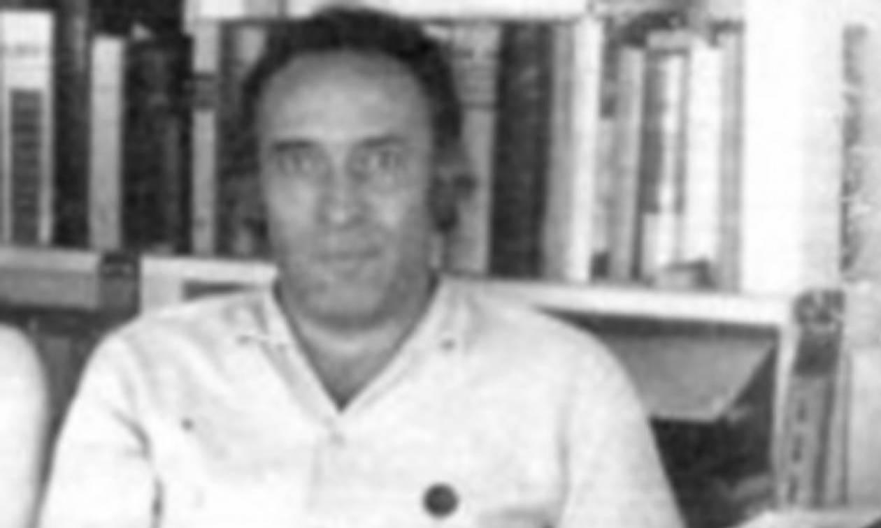 Θρήνος: Πέθανε ο Ντίνος Γεωργούδης - Η ανακοίνωση της οικογένειάς του
