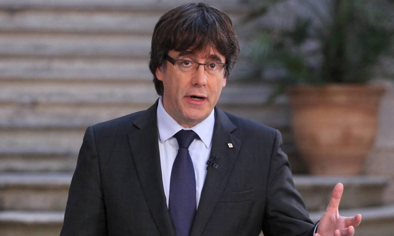 Καταλονία: Η Ευρώπη «νίπτει τας χείρας της» για τον Κάρλες Πουτζντεμόντ!