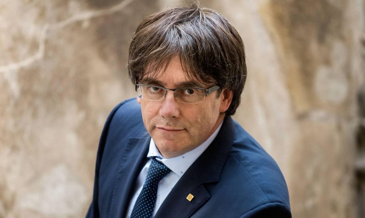 Καταλονία: Έτοιμος να θέσει υποψηφιότητα στις εκλογές ο Πουτζντεμόν