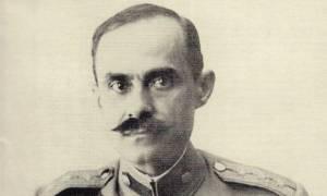 Σαν σήμερα το 1883 γεννήθηκε ο στρατιωτικός και πολιτικός Νικόλαος Πλαστήρας