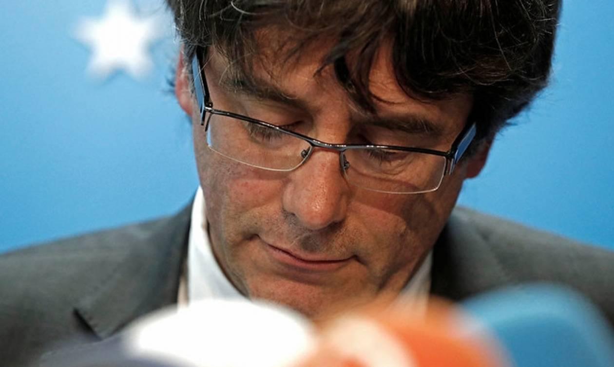 Καταλονία: Ραγδαίες εξελίξεις - Ευρωπαϊκό ένταλμα σύλληψης σε βάρος του Πουτζντεμόν