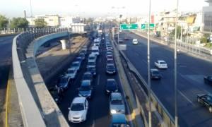 Προσοχή! Κυκλοφοριακές ρυθμίσεις στη Λ. Κηφισού τη Δευτέρα (6/11)