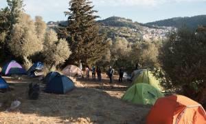 Προσφυγικό: Διεθνής κατακραυγή μέσω Guardian για το κέντρο μεταναστών στη Σάμο (pics)