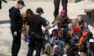 Χίος: 250 μετανάστες στις ακτές του νησιού σε ένα 24ωρο