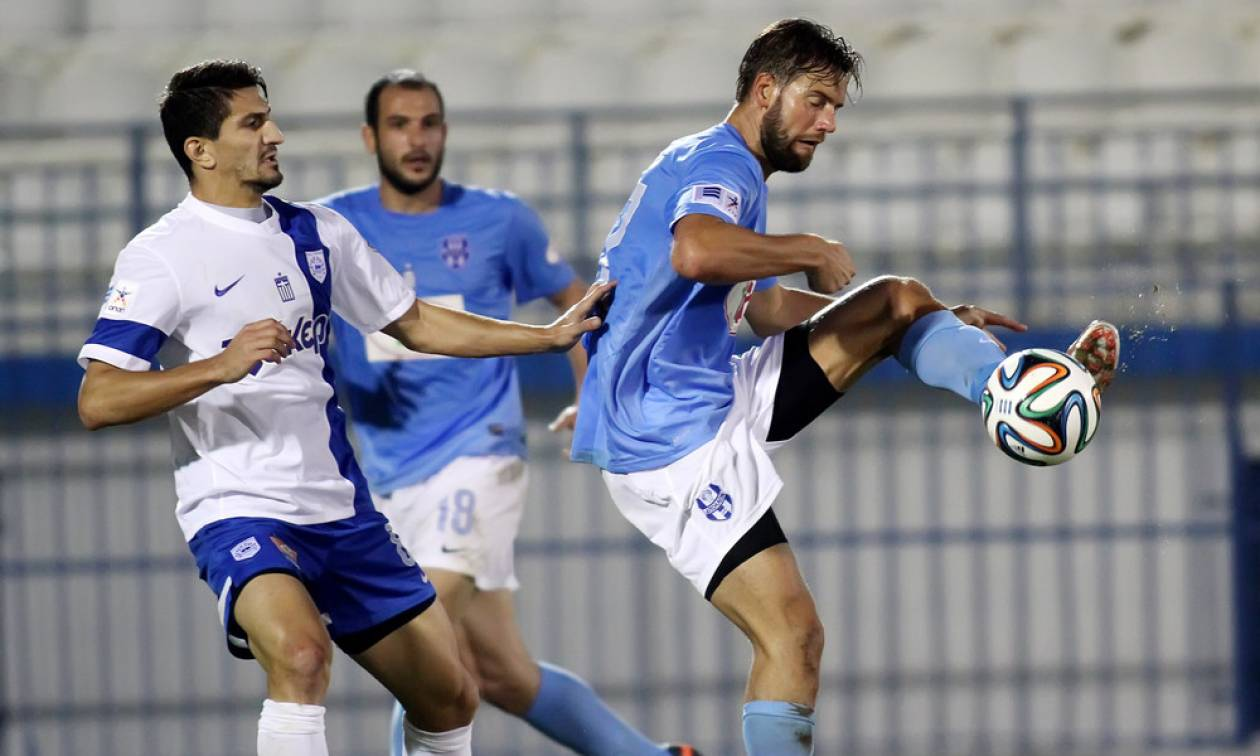 «Κλειστό» ματς στην Ριζούπολη