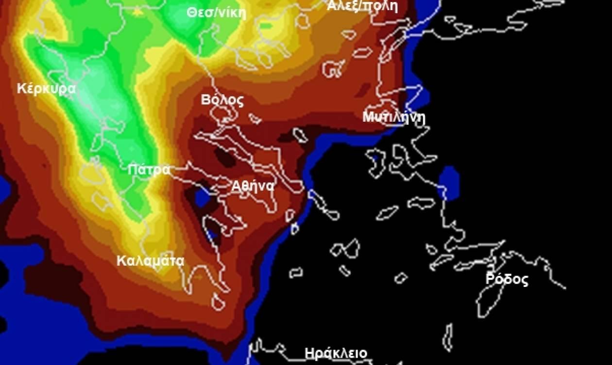 Εκτακτη προειδοποίηση του Σάκη Αρναούτογλου για σοβαρή επιδείνωση του καιρού (photos)