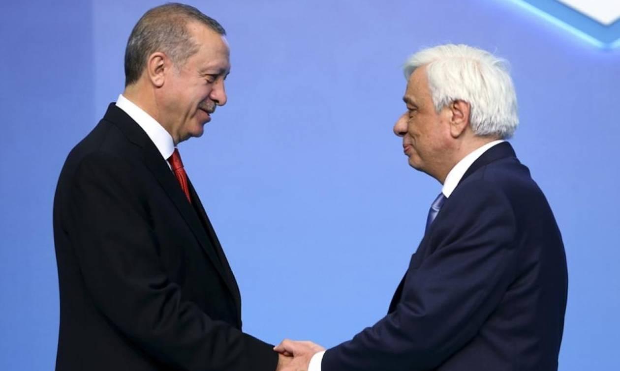 Στην Αθήνα ο Ερντογάν στις 7 και 8 Δεκεμβρίου