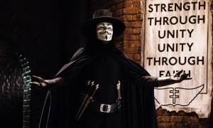 Πόσο καλά θυμάσαι το V for Vendetta;