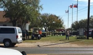 Μακελειό σε εκκλησία στο Τέξας