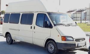 Έβρος: Χειροπέδες σε 23χρονο που μετέφερε 10 μετανάστες με φορτηγάκι